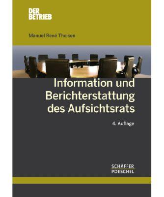 Information und Berichterstattung des Aufsichtsrats, Manuel R. Theisen