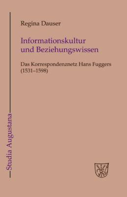 Informationskultur und Beziehungswissen, Regina Dauser