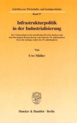 Infrastrukturpolitik in der Industrialisierung., Uwe Müller