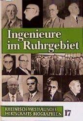 Ingenieure im Ruhrgebiet, Wolfhard Weber