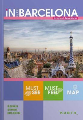 INGUIDE Barcelona, m. 1 Karte
