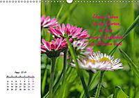 Innehalten in der Natur ... mit Weisheiten und Sprichworten der Indianer (Wandkalender 2019 DIN A3 quer) - Produktdetailbild 3