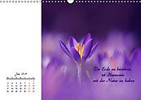 Innehalten in der Natur ... mit Weisheiten und Sprichworten der Indianer (Wandkalender 2019 DIN A3 quer) - Produktdetailbild 6