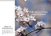 Innehalten in der Natur ... mit Weisheiten und Sprichworten der Indianer (Wandkalender 2019 DIN A3 quer) - Produktdetailbild 9