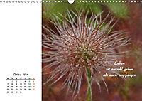 Innehalten in der Natur ... mit Weisheiten und Sprichworten der Indianer (Wandkalender 2019 DIN A3 quer) - Produktdetailbild 10