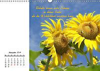 Innehalten in der Natur ... mit Weisheiten und Sprichworten der Indianer (Wandkalender 2019 DIN A3 quer) - Produktdetailbild 12