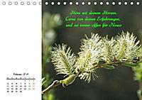 Innehalten in der Natur ... mit Weisheiten und Sprichworten der Indianer (Tischkalender 2019 DIN A5 quer) - Produktdetailbild 2