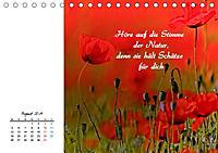 Innehalten in der Natur ... mit Weisheiten und Sprichworten der Indianer (Tischkalender 2019 DIN A5 quer) - Produktdetailbild 8