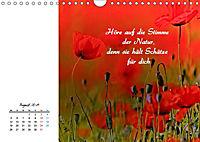 Innehalten in der Natur ... mit Weisheiten und Sprichworten der Indianer (Wandkalender 2019 DIN A4 quer) - Produktdetailbild 8