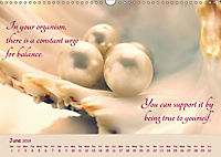 Inner Pearls for Body and Being (Wall Calendar 2019 DIN A3 Landscape) - Produktdetailbild 6