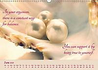 Inner Pearls for Body and Being (Wall Calendar 2019 DIN A3 Landscape) - Produktdetailbild 6
