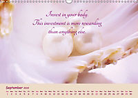 Inner Pearls for Body and Being (Wall Calendar 2019 DIN A3 Landscape) - Produktdetailbild 9