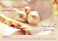 Inner Pearls for Body and Being (Wall Calendar 2019 DIN A3 Landscape) - Produktdetailbild 2