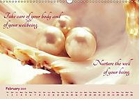 Inner Pearls for Body and Being (Wall Calendar 2019 DIN A3 Landscape) - Produktdetailbild 2