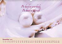 Inner Pearls for Body and Being (Wall Calendar 2019 DIN A3 Landscape) - Produktdetailbild 11