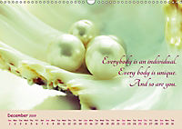 Inner Pearls for Body and Being (Wall Calendar 2019 DIN A3 Landscape) - Produktdetailbild 12