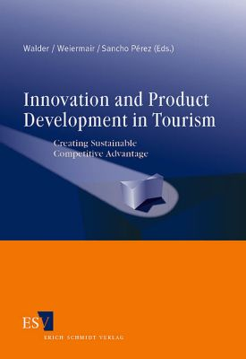 Innovation and product development in tourism buch portofrei for Innovative product development companies