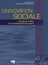 Innovation sociale: L' innovation sociale