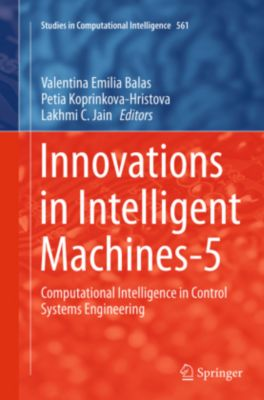Innovations in Intelligent Machines-5