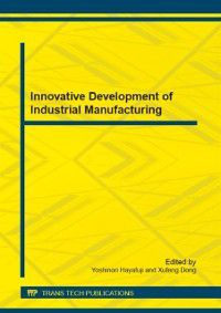 Innovative Development of Industrial Manufacturing