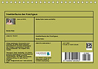 Insektenfauna des Kraichgaus (Tischkalender 2019 DIN A5 quer) - Produktdetailbild 13