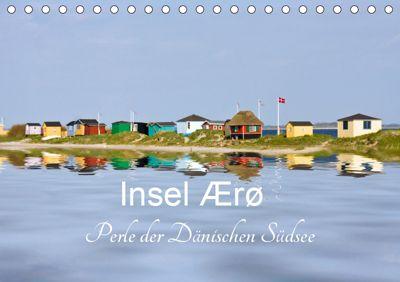 Insel Ærø - Perle der Dänischen Südsee (Tischkalender 2019 DIN A5 quer), Carina-Fotografie