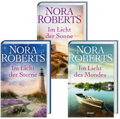 Insel-Trilogie, Im Licht der Sterne/Im Licht der Sonne/Im Licht des Mondes, Nora Roberts
