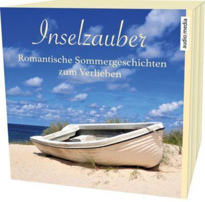 Inselzauber-Box, 5 MP3-CDs, Birgit Jasmund, Brigitte Johann, Lena Johannson