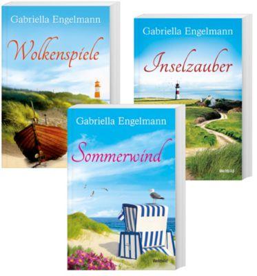 Inselzauber / Sommerwind / Wolkenspiele, Gabriella Engelmann