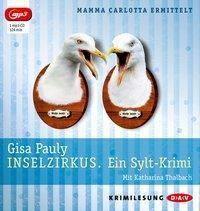 Inselzirkus, 1 MP3-CD, Gisa Pauly