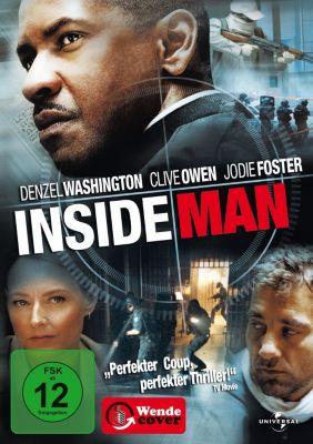 Inside Man, Clive Owen,Jodie Foster Denzel Washington