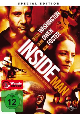 Inside Man, Russell Gewirtz