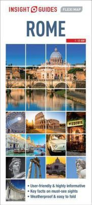 Insight Guides Flexi Map Rome