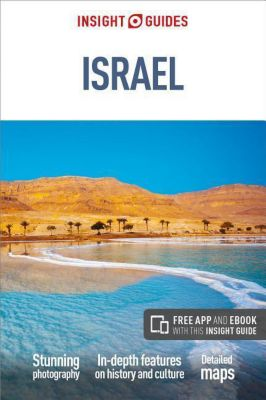 Insight Guides Israel, Simon Griver