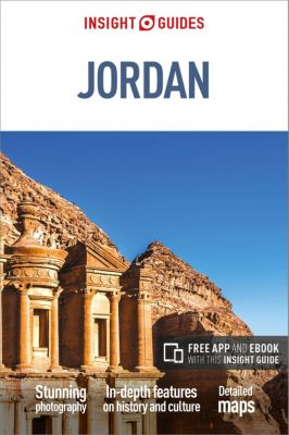 Insight Guides Jordan, Frances Linzee Gordon