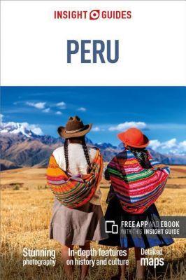 Insight Guides Peru, Maciej Zglinicki