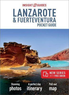 Insight Guides Pocket Lanzarote & Fuertaventura