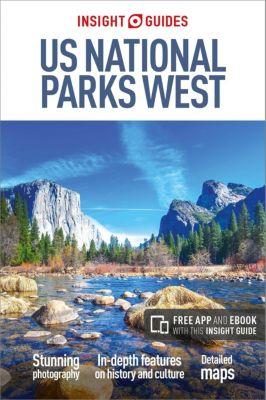 Insight Guides US National Parks West, Maciej Zglinicki