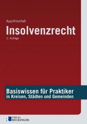 Insolvenzrecht, Michael App, Ralf Klomfaß