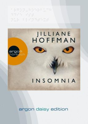 Insomnia, 1 MP3-CD (DAISY Edition), Jilliane Hoffman