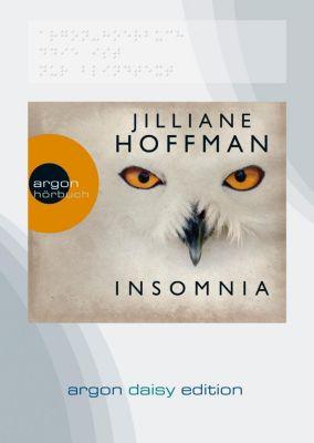 Insomnia, 1 MP3-CD (DAISY Edition), Jilliane Hoffman