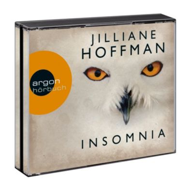 Insomnia, 6 Audio-CD, Jilliane Hoffman