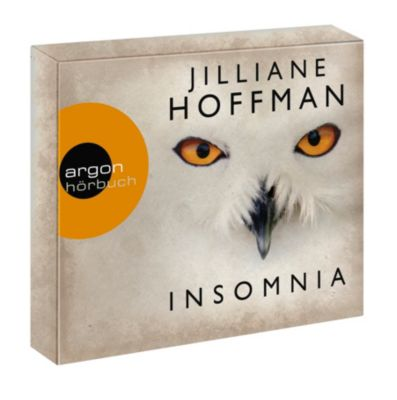Insomnia, 6 Audio-CDs, Jilliane Hoffman