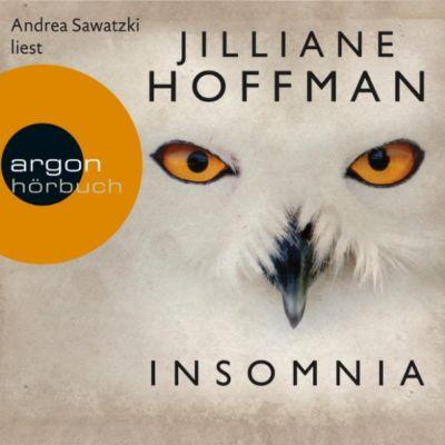 Insomnia (Gekürzte Lesung), Jilliane Hoffman