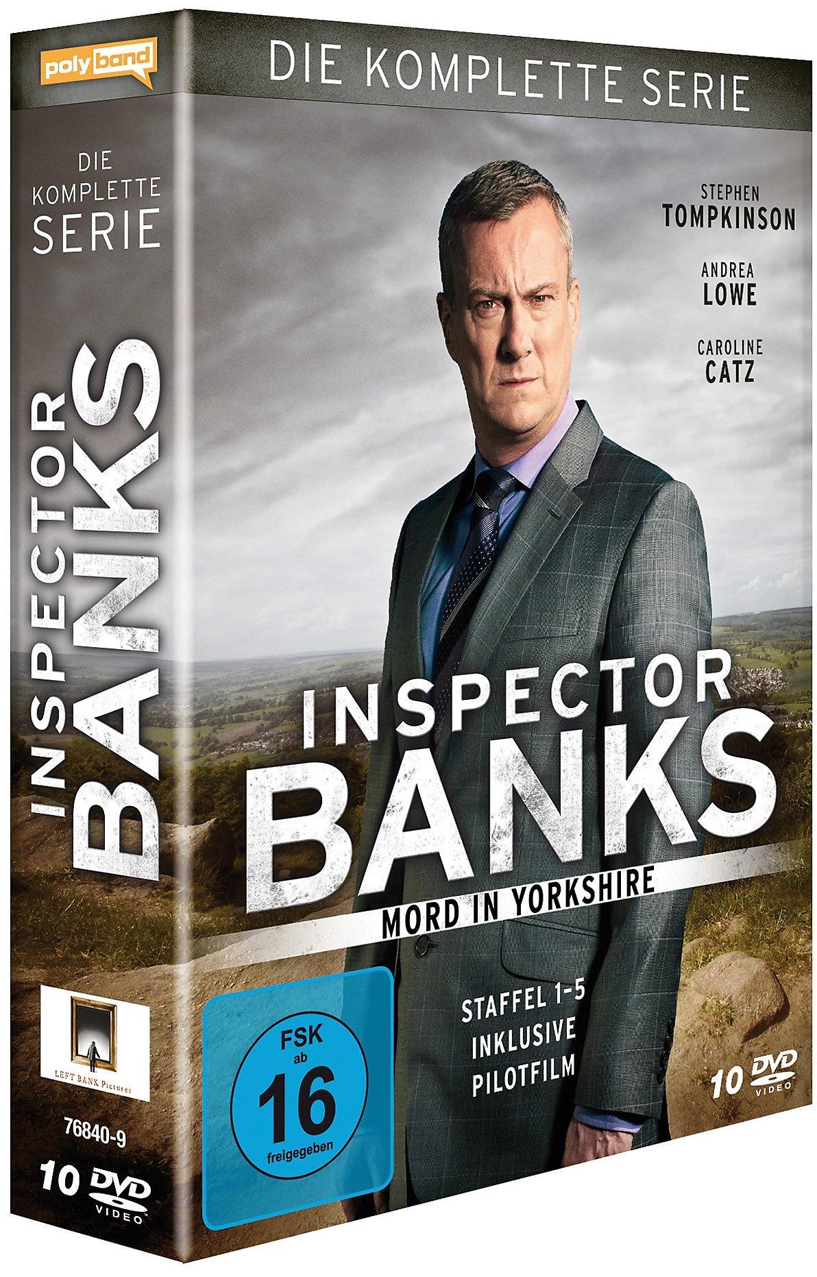 Inspector Banks