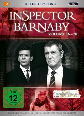 Inspector Barnaby Collector's Box 4, Inspector Barnaby