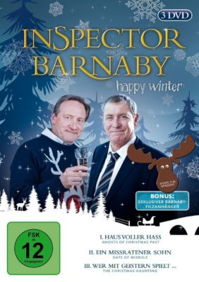 Inspector Barnaby - Happy Winter, Inspector Barnaby