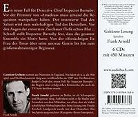 Inspector Barnaby: Requiem für einen Mörder, 6 Audio-CDs - Produktdetailbild 1