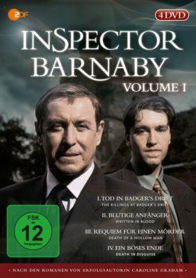 Inspector Barnaby Vol. 1, Inspector Barnaby