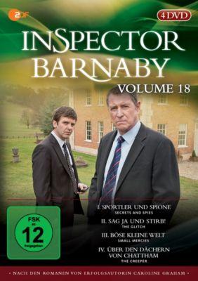 Inspector Barnaby Vol. 18, Inspector Barnaby